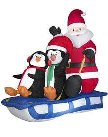 new 2012 christmas inflatables